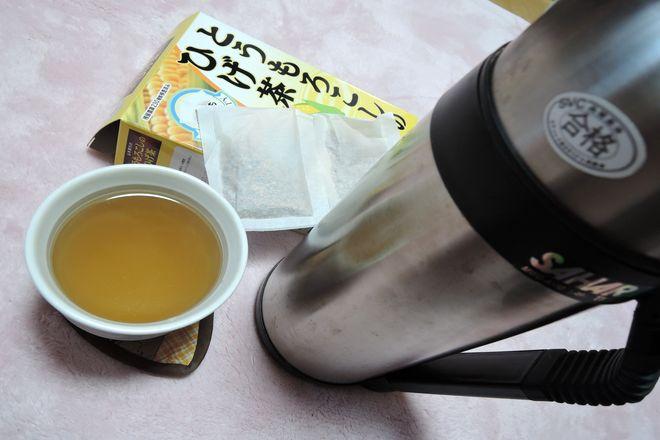 とうもろこしのひげ茶の作り方