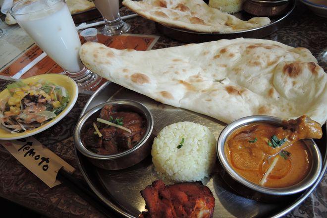 インド料理ダタールのランチメニュー