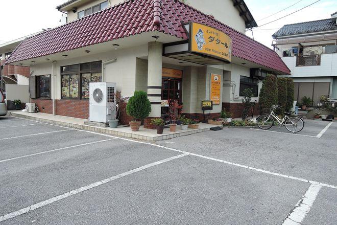 ダタール東川口店 駐車場