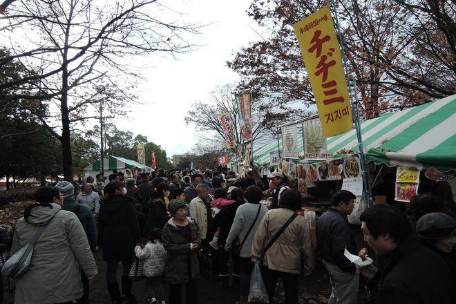 こしがや産業フェスタ(ふれあい広場)