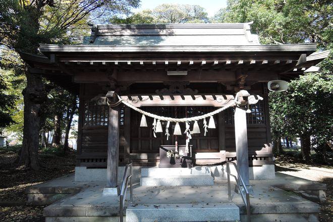 大相模久伊豆神社の本殿