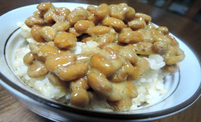 玄米と納豆の相性