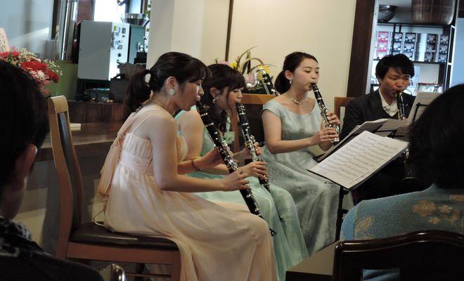 クラリネット四重奏