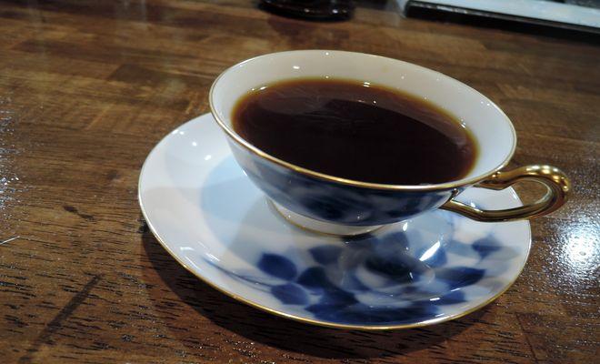 コーヒーカップ(大倉陶園)