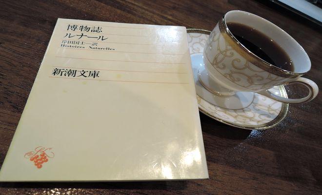 『博物誌』ルナール(新潮文庫)