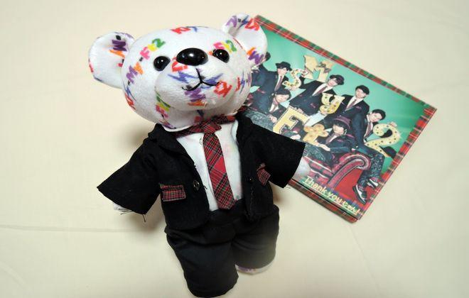 Kis-My-Ft2「Thank youじゃん!」とキスマイベア