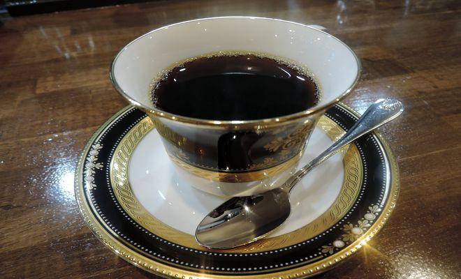 ケニアコーヒー(深煎り)