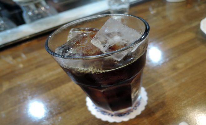 ケニアコーヒー(アイス)