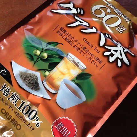 グァバ茶は血糖値にいい?