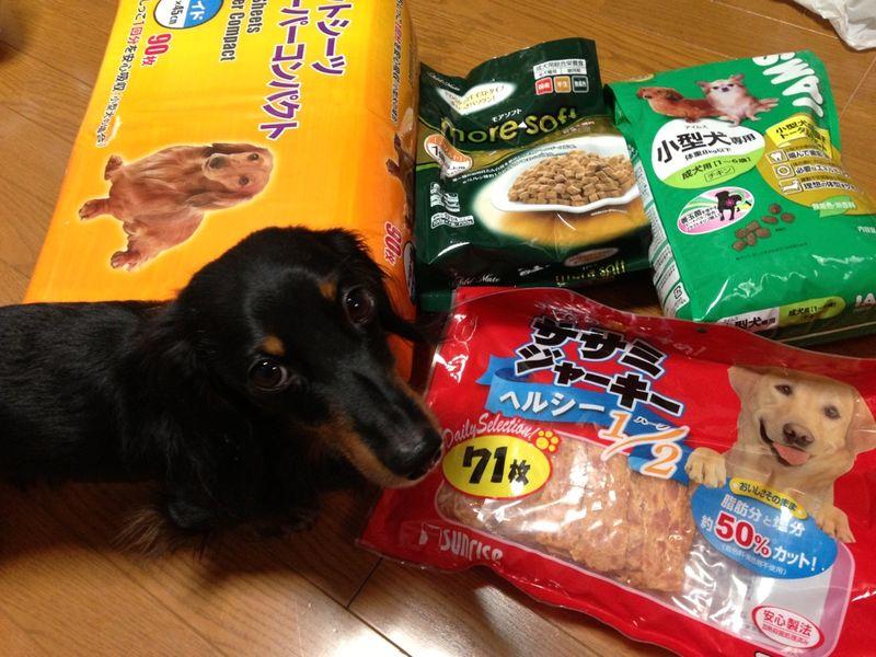我が家の愛犬がお気に入りのドッグフード