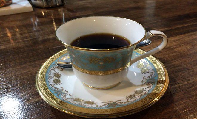 珈家のノリタケのカップ