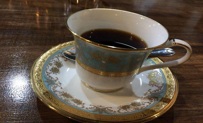 珈家 モカコーヒー