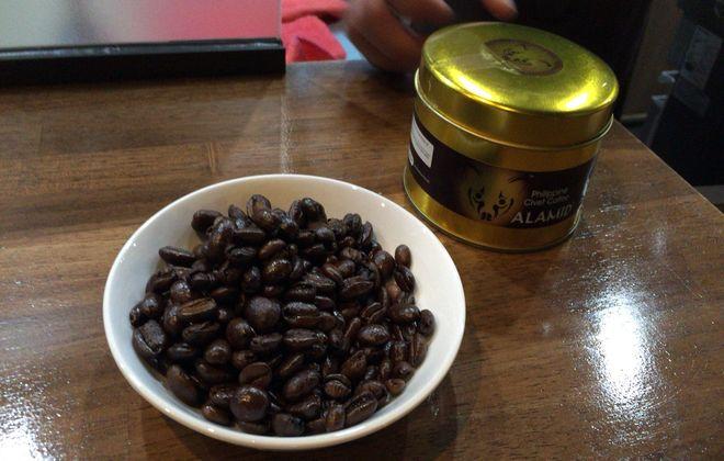 アラミド・コーヒー豆