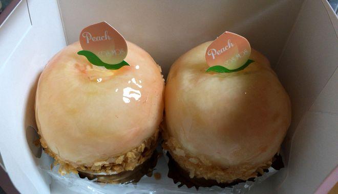 桃太郎ケーキ