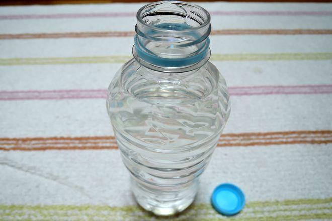 ミョウバン水で手汗を抑える