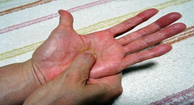 手汗のツボ