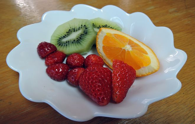 2型糖尿病の食事療法の朝食は果物中心