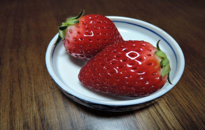 イチゴのカロリーは?