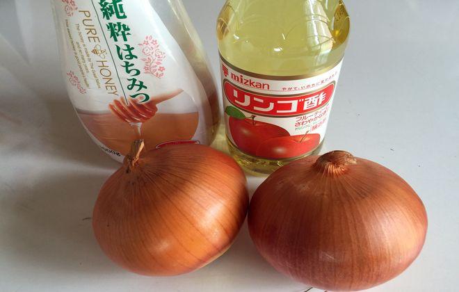 酢玉ねぎの材料