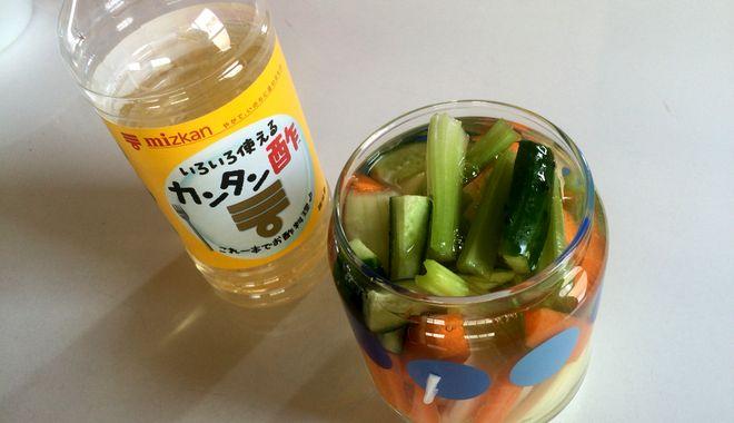 カンタン酢のピクルス