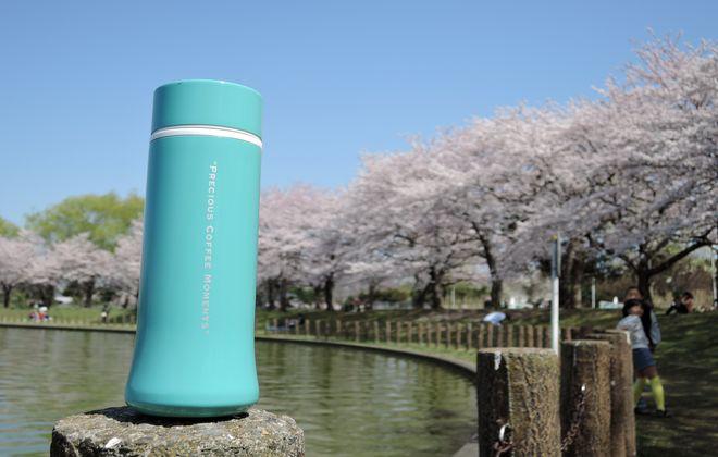 県民健康福祉村(埼玉県越谷市)満開の桜