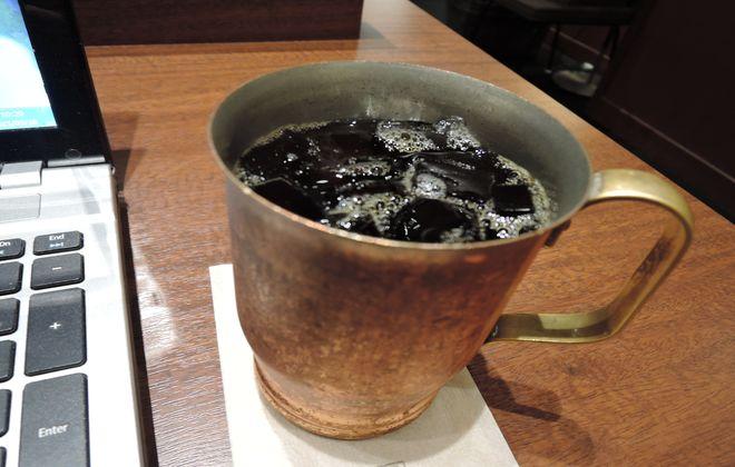 上島珈琲店のクラシックキリマンジャロ