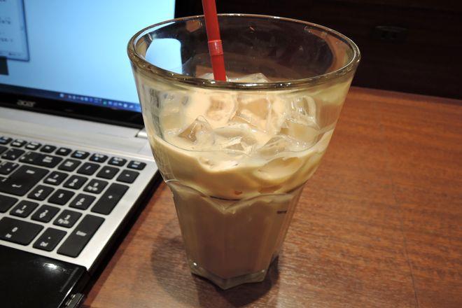 カモミールミルク紅茶