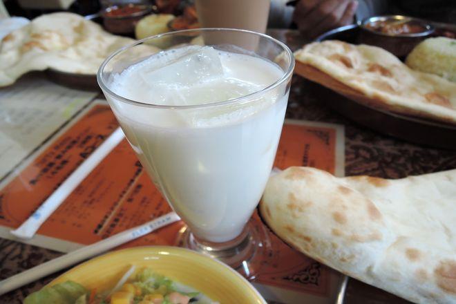 インド料理といえばラッシー
