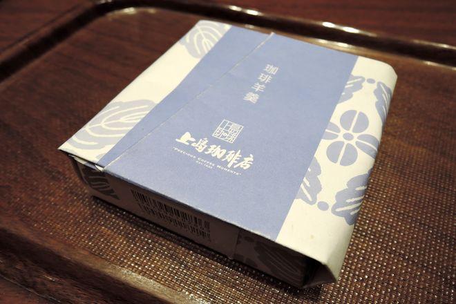 上島珈琲店のコーヒー羊羹