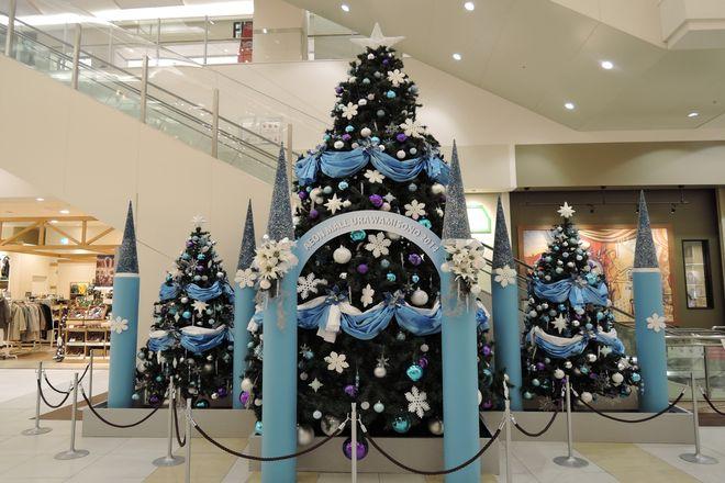 イオン浦和美園店 クリスマスツリー