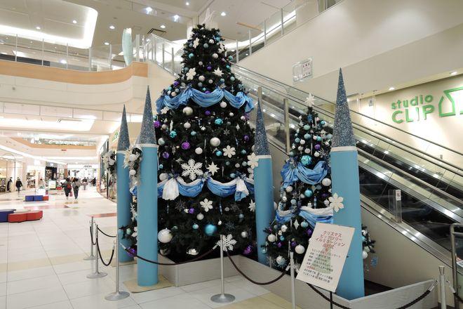 クリスマスビッグツリー