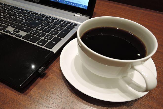 島珈琲店 ブレンドコーヒー