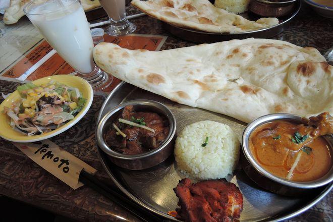 インド料理の美味しいお店