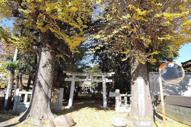 大相模久伊豆神社